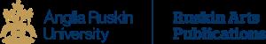 Anglia Ruskin | Ruskin Arts Publications logo