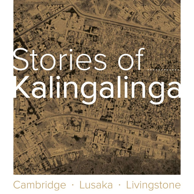 Cover for Stories of Kalingalinga, edited by Kerstin Hacker, published by Ruskin Arts Publications